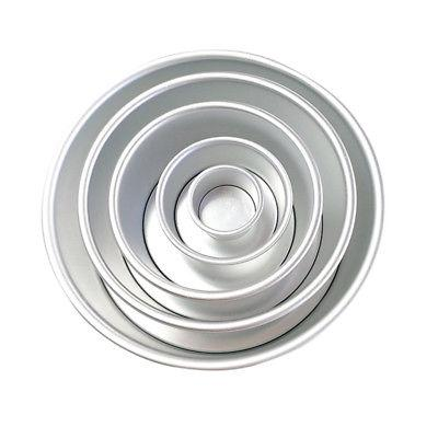 2/4/6/8/10Inch Cake Round Mould Baking Tool