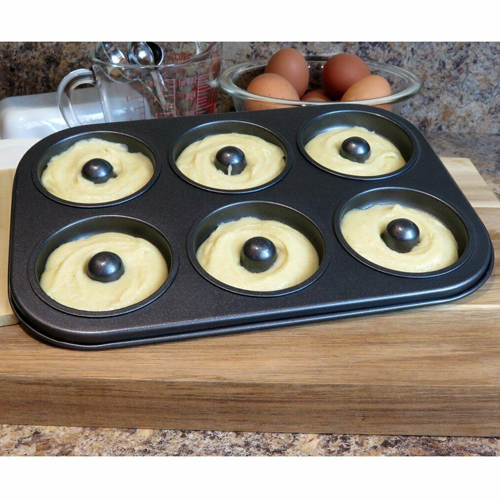 2 Pack Pan 6 Cavity Coffee Pans