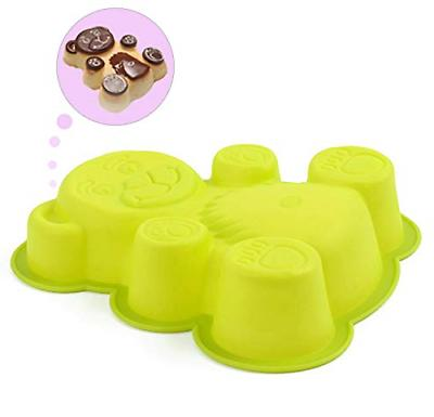 4 Bear Cake Molds Mold Cake Pudding