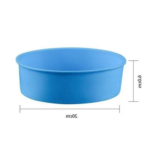 "6/8/9"" Round Bakeware Mould"