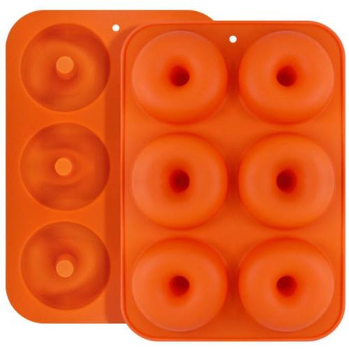 Silicone Cupcake Mold Pan Donut Candy US