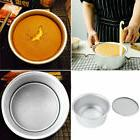 New 6inch Aluminum Alloy Non-stick Round Cake Bake Mould Pan