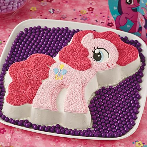 Wilton Pony Cake Kids Birthday Pan