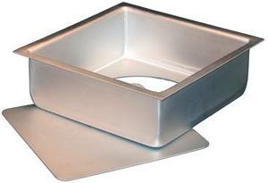square cheesecake pans
