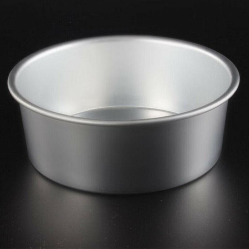 Baking Kitchen Fixed Bottom Pudding Aluminum Alloy Die Tray