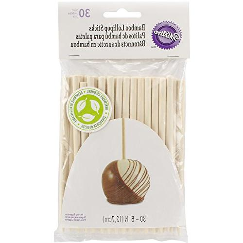 bamboo lolli sticks