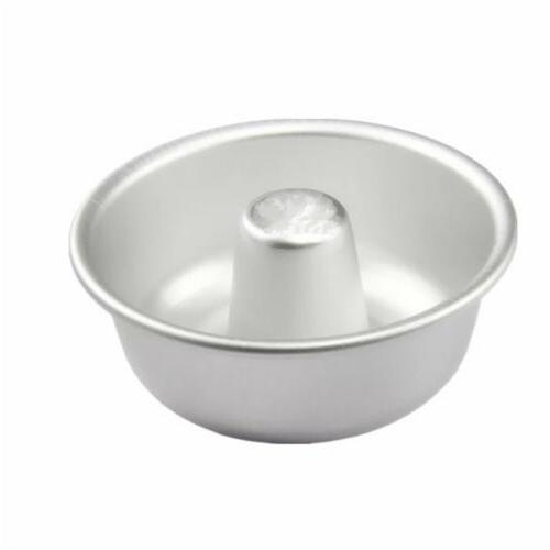 Donut Pan Baking Tin Ring Anodized Aluminum Alloy