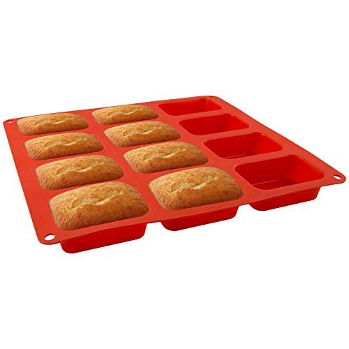 Zenware Circular and Non Mold for Muffins Brownies