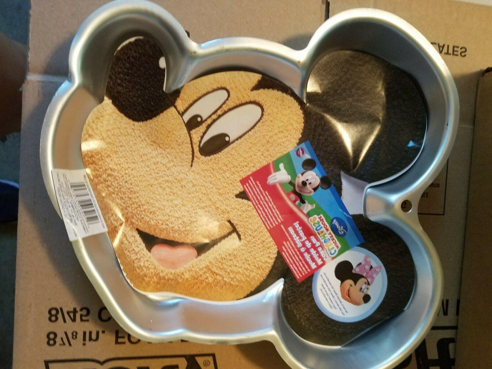 disney mickey mouse clubhouse cake pan new