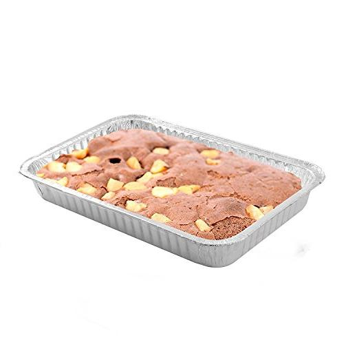 Party Aluminum Foil | Premium Quality Durable Pans for Homemade Size X
