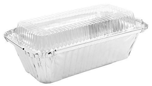 durable foil bread loaf pans