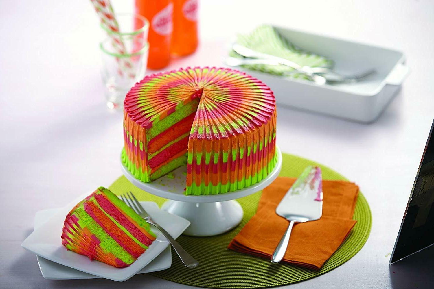 Wilton Easy Layers! Round Layer Cake Set 4-Piece 2105-0188 70896121882