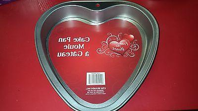 NEW Shape Cake Pan #69033 Heart Approx. 8""