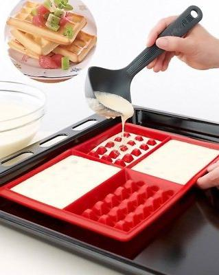 Home 4 Cake Chocolate Pan Mould Kitchen Silicone DJ8X