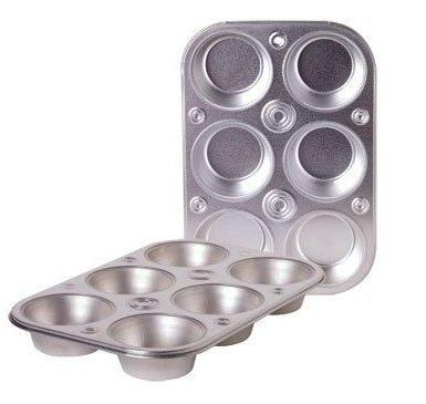 metal muffin cupcake pan toaster