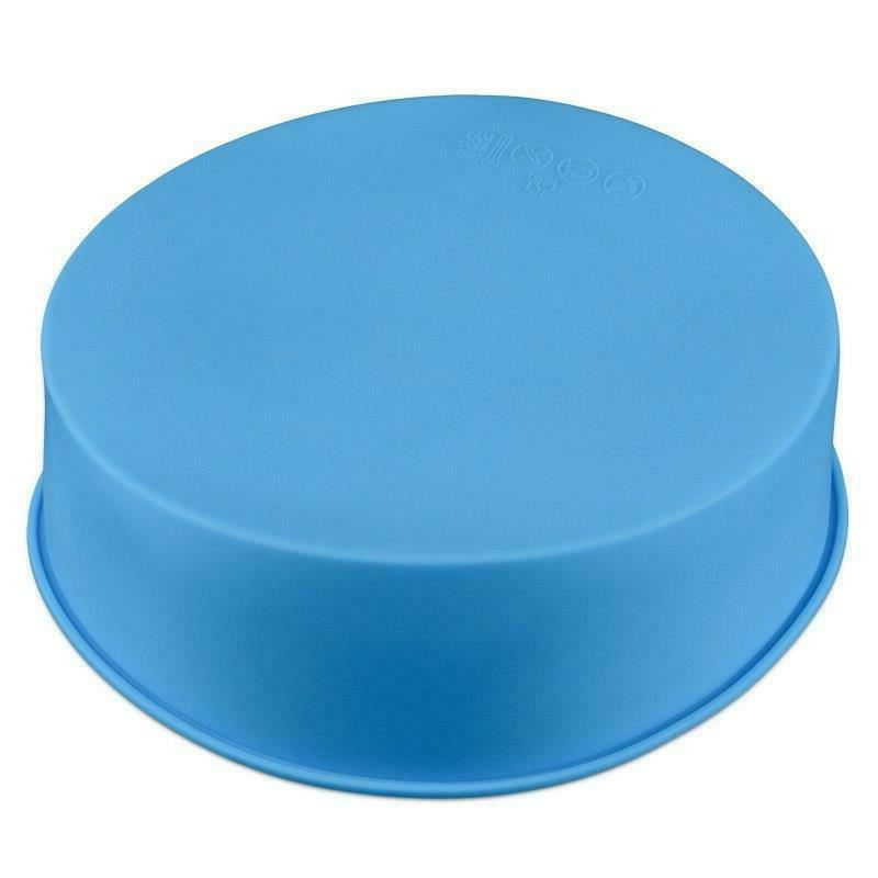 Mousse Moulds Round Silicone 2pcs/Set Home Pastry Tools