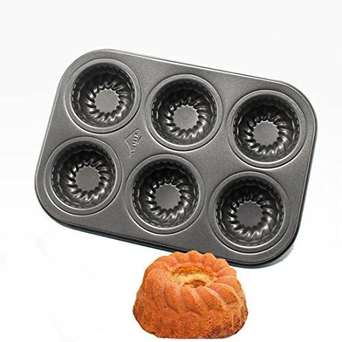 muffin pan nonstick carbon steel