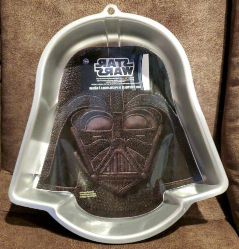 novelty cake pan star wars