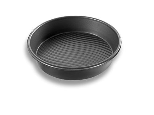 patriot bakeware aluminized steel round