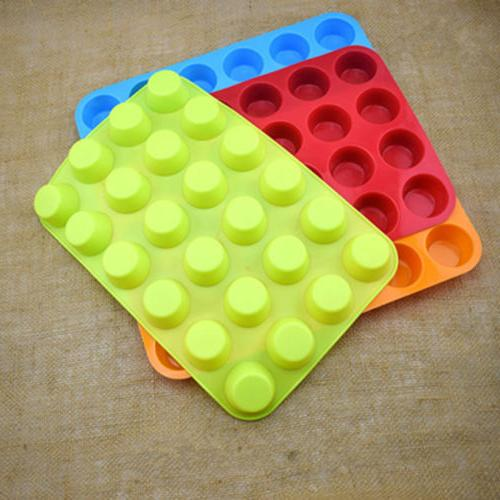 Silicone Cake Baking Mould Kitchen Tool Home