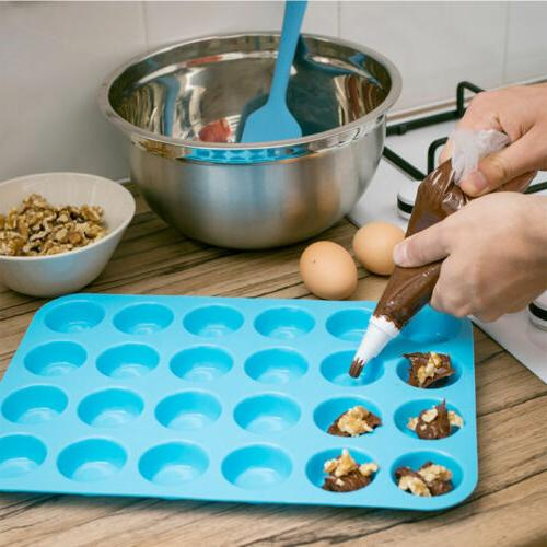 Silicone Cake Baking Mould Tool Home Non Stick
