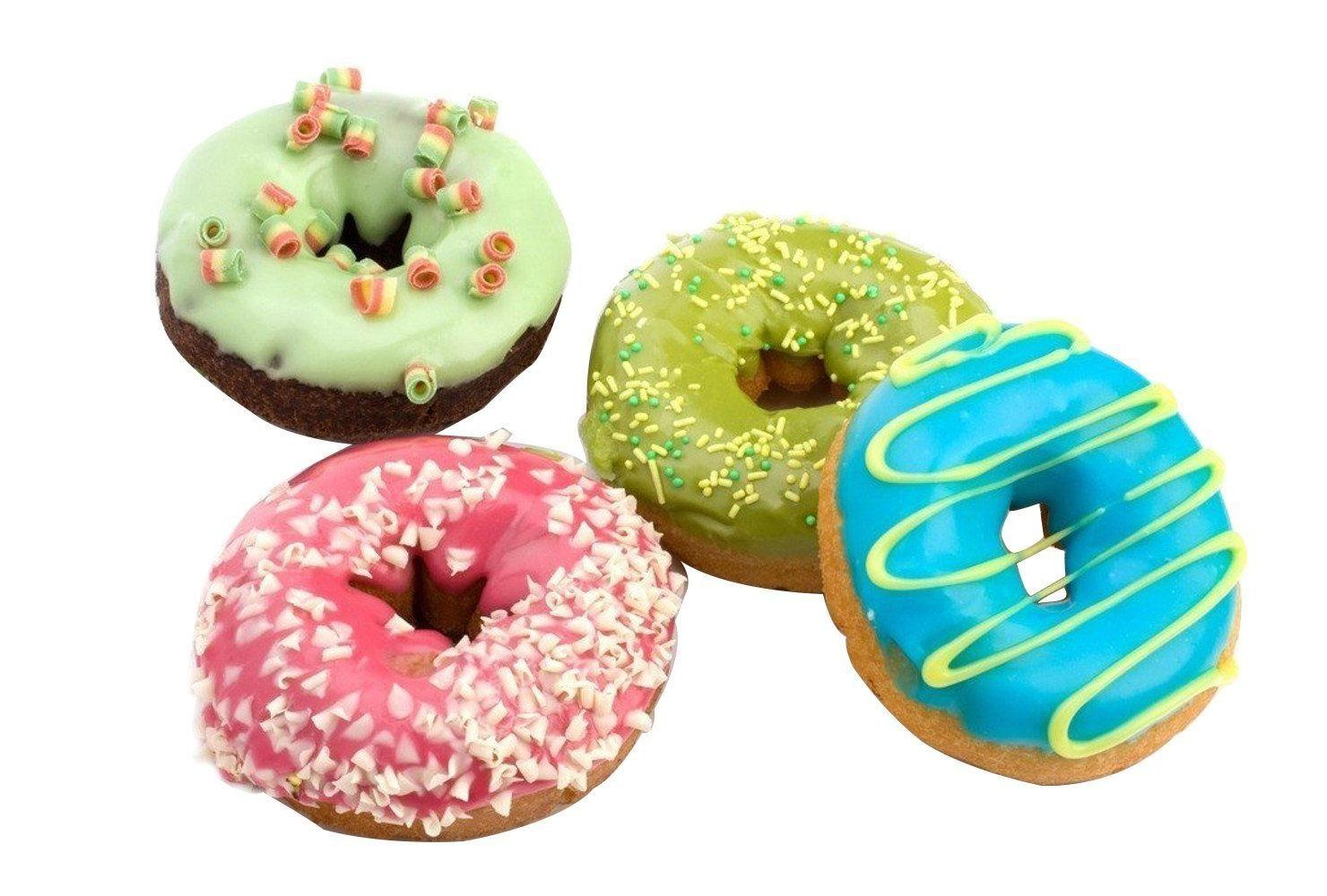 Silicone Donut Cake Candy Baking Mould Pan