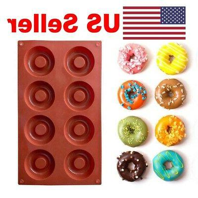 silicone donut muffin chocolate cake candy cookie