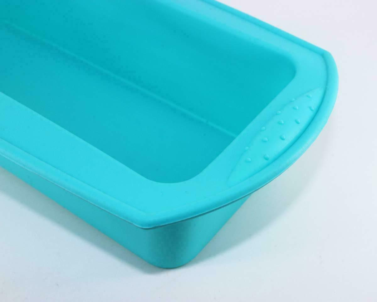 Silicone 1/2 Baking Loaf Bread Safe Non