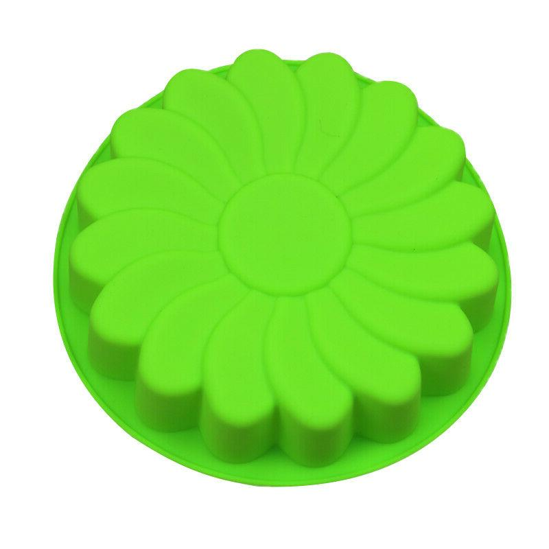 Silicone Cake Mould Chocolate Candy Pan