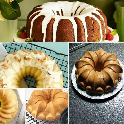 Swirl Bundt Ring Kougolf Jelly Pastry Cake Mould Mold Baking