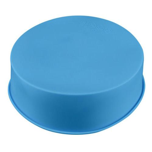 """US 6/8/9"""" Silicone Mould Round Form Baking Tool"""