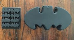 Batman Logo Silicone Birthday Cake Pan Chocolate Candy Mold