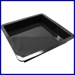 Marathon Premium Silicone Square Cake Pan. Color Black. SKU