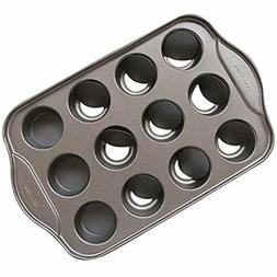 Mini Cheesecake Pan Makes 12 Cavity Small Cakes Muffins Cupc