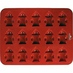 Mini Specialty & Novelty Cake Pans Fire Hydrants Silicone Wi
