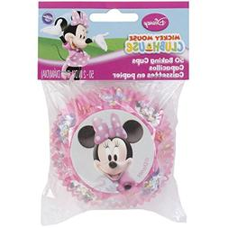 Wilton Minnie Mouse Licensed Baking Cups, Pack of 50