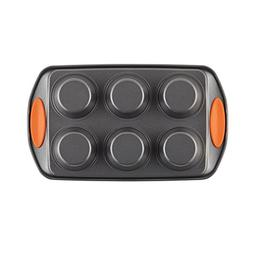 Rachael Ray 6-cup Muffin Pan