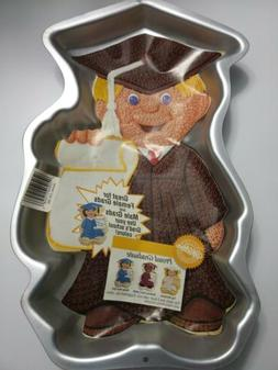 NEW Wilton VINTAGE CAKE PAN / CAKE MOLD – GRADUATION CAKE