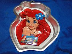 New Vintage Wilton Disney The Little Mermaid  Cake Pan  2105