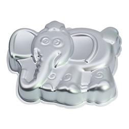 10-inch Non-stick Animal Elephant Cake Baking Pan Aluminum P