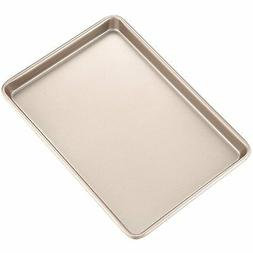CHEFMADE 15-Inch Rimmed Baking Pan, Non-stick Carbon Steel C