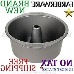 nonstick bakeware angel food pan
