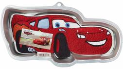 "Novelty Cake Pan-Lightning McQueen 13.75""X6.25""X2.75"