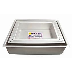 PME Oblong/Rectangle Cake Pan/Tin 3 Deep - 9 x 12 by PME