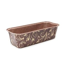 Premium Paper Baking Loaf Pan, Perfect for Chocolate Cake Ba