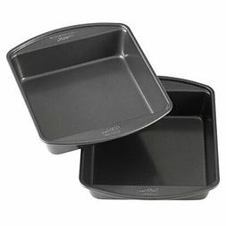 Wilton Perfect Results Premium Non-Stick Bakeware 8-Inch Squ