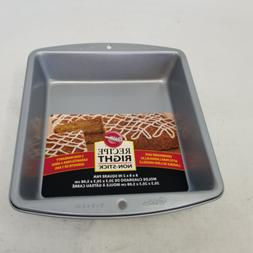 Wilton Recipe Right - 8-Inch Non-Stick Square Cake Pan