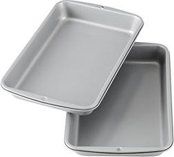 Wilton Recipe Right Non-Stick Biscuit and Brownie Pan, 11 in