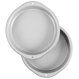 Wilton Recipe Right 2 Piece  Round Pan Set 9-Inch As Shown 9