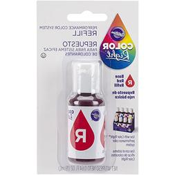 Wilton Color Right Performance Color System REFILL BASE RED